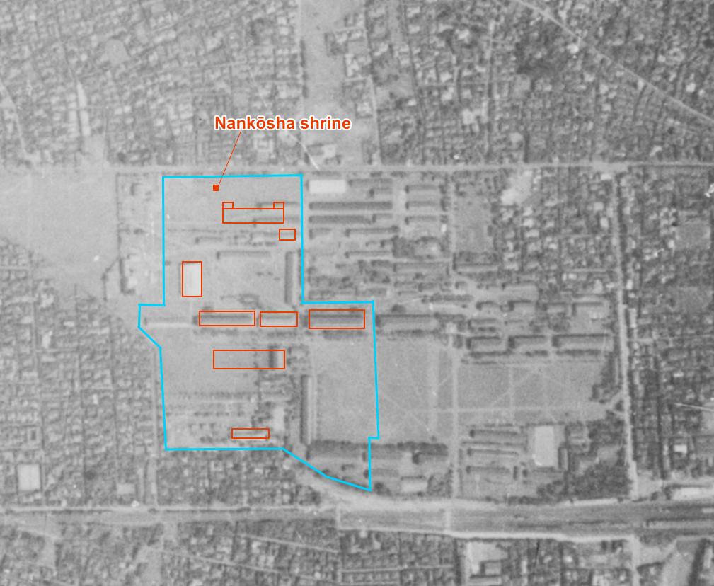 Aerial photo: Aug 14, 1936