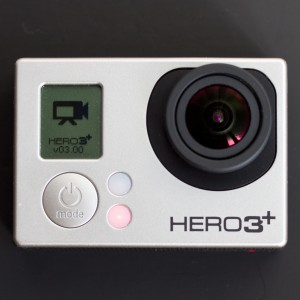 GoPro Hero 3+ Black firmware v03.00
